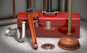 $98 Plumbing Service Call Plus One Hour Labor