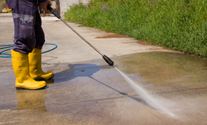 $79 for Driveway or Patio/Pool Deck Cleaning