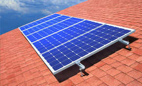 $299 for $1,000 Credit Toward Solar Panel...