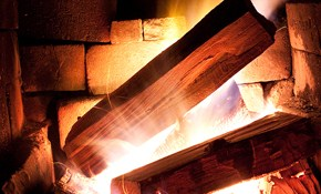 $99 for Gas Log Fireplace Tune-Up, Cleaning,...