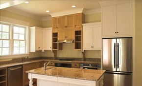 $50 for a Kitchen or Bathroom Remodel Consultation...