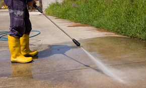 $269 Home Exterior Pressure-Washing