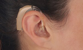$100 for $200 Credit Toward Any Hearing Aid...