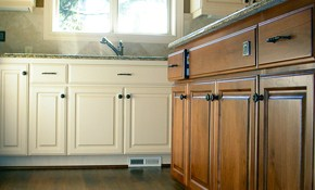 Refinish Your Kitchen Cabinets - Stain or...