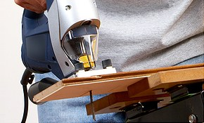$1,870 for Professional Finishing Carpentry...