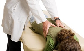 $39 for chiropractic exam and adjustment!