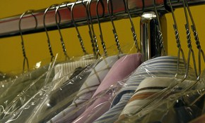 $27 for $30 Worth of Garment Dry Cleaning