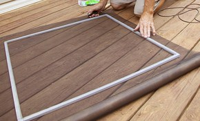 $50 for $60 Credit Toward Window Screen Repair