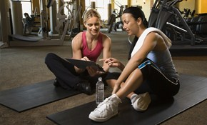 $150 for 15 One-Hour Small Class Fitness...