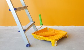$80 for $100 Worth Interior Painting!