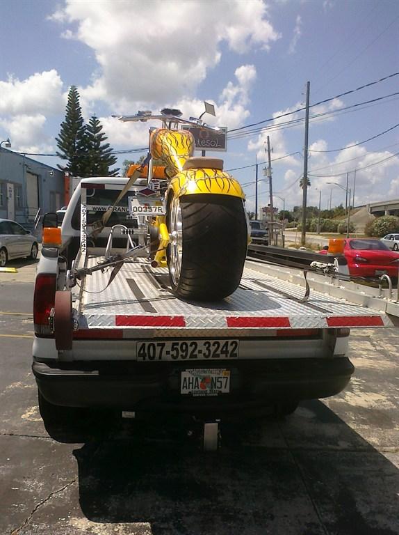 Loaded Chopper