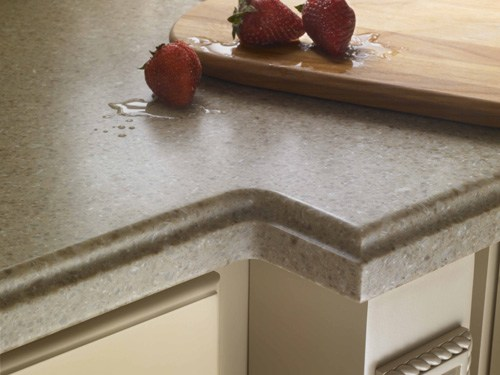 Solid surface C-Tops