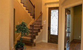 $925 for 2 Story Entry Foyer or Great Room...