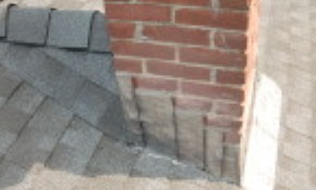 Install New Lead Chimney Flashing $300 OFF!