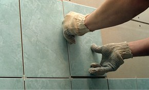 $100 for $250 Worth of Ceramic Tile Installation