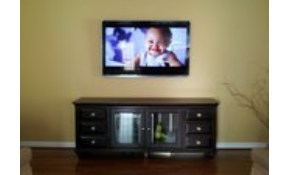 Flat Screen TV Wall Installation Only $175!