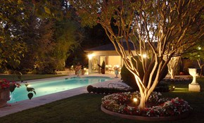 $50 for a Landscape Lighting Design, Consultation...