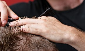 $15 for Haircut for Men