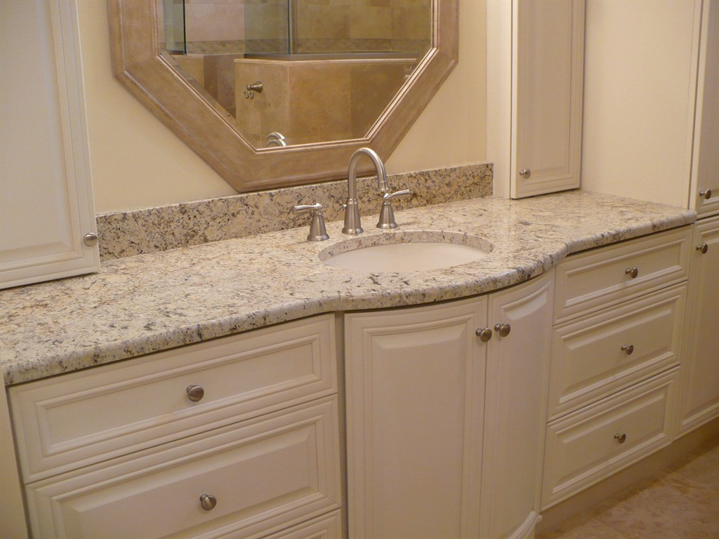 Sunrise remodeling inc fort myers fl 33966 angies list for Bathroom vanity tops