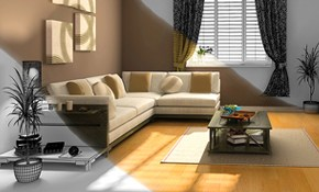 $99 for Professional Interior Design or Color...