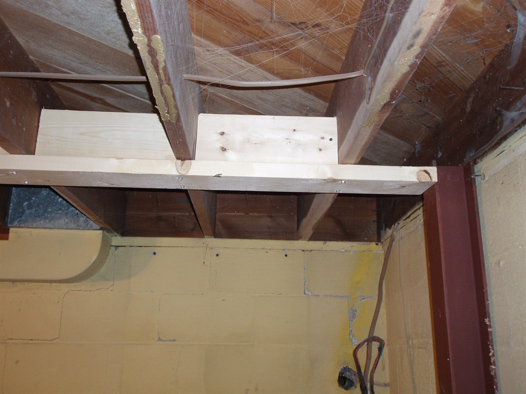 basement systems structural repair inc 99 for a 68 point foundation