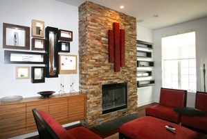 Built-Ins and the Fireplace