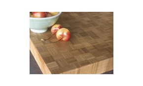 50% off Bamboo Parquet Butcher Block Cutting...