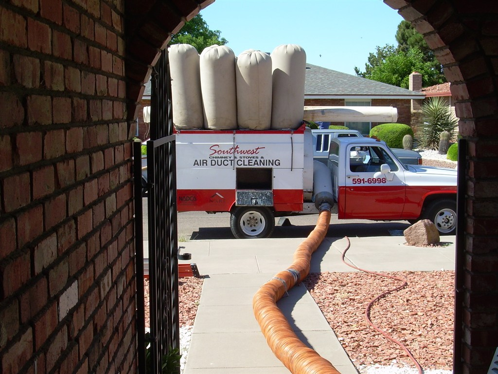 Southwest Chimney Amp Stoves Amp Air Duct Cleaning El Paso