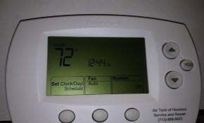 $125 for a Digital Programmable Thermostat...