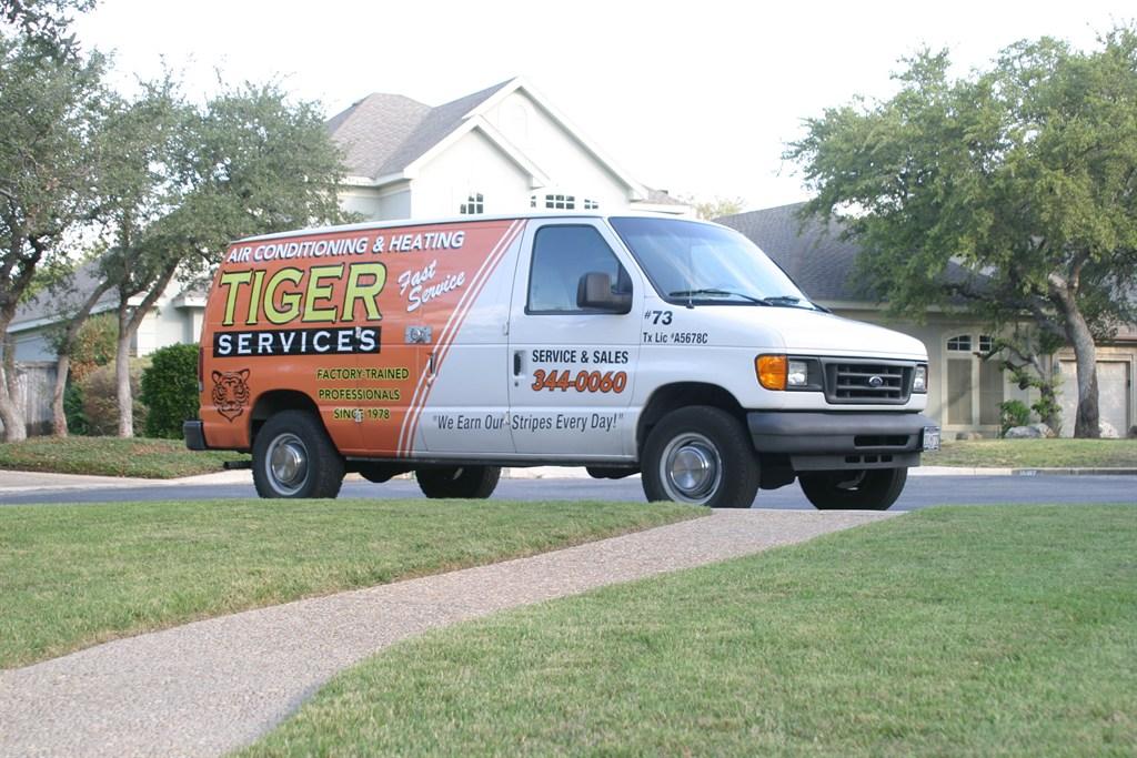 Tiger Services Air Conditioning Amp Heating San Antonio
