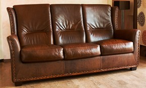 $150 for Leather Sofa and Loveseat Cleaning...