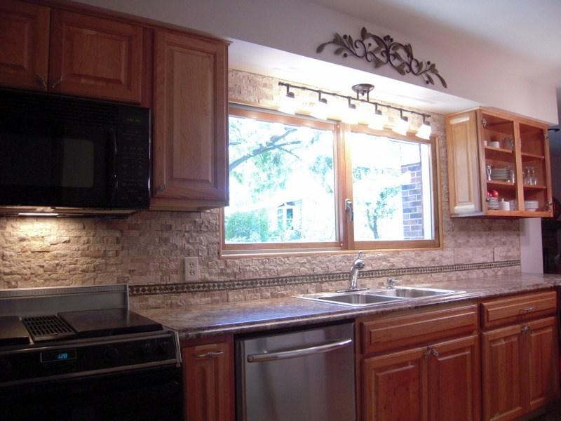 Kitchen Backsplashes Around Window Ideas Kitchen Design Around Windows Kitchen Cabinets Around