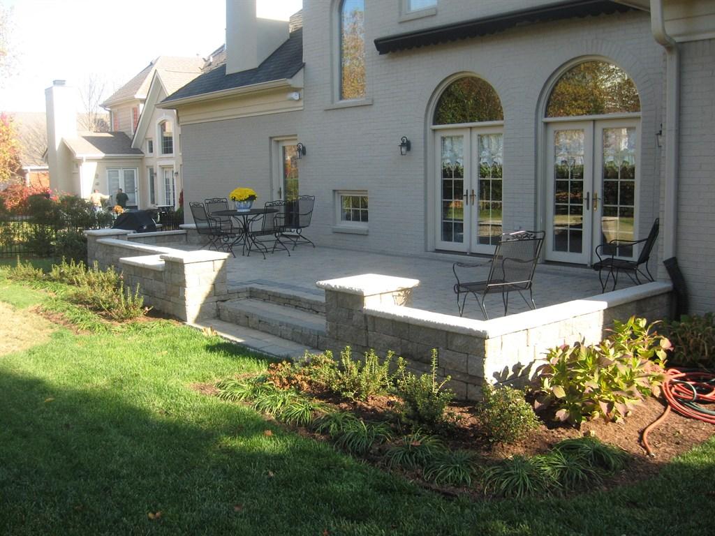 timber patio design plans