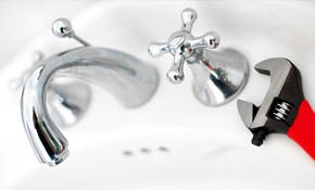 $55 Plumbing Service Call and $100 Credit...