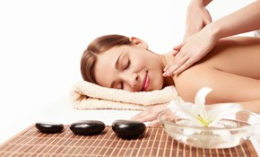 $70 for One-Hour Massage-Cupping Bodywork...