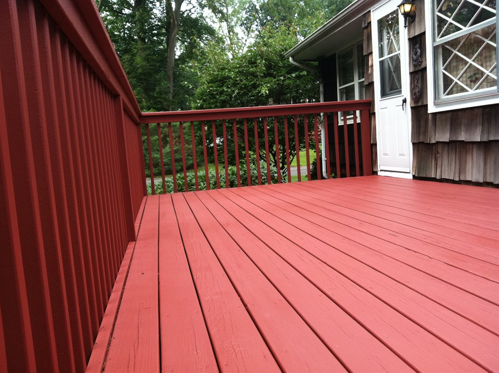 Ultimate home services hillsdale nj 07642 angies list What is the best exterior paint for decks