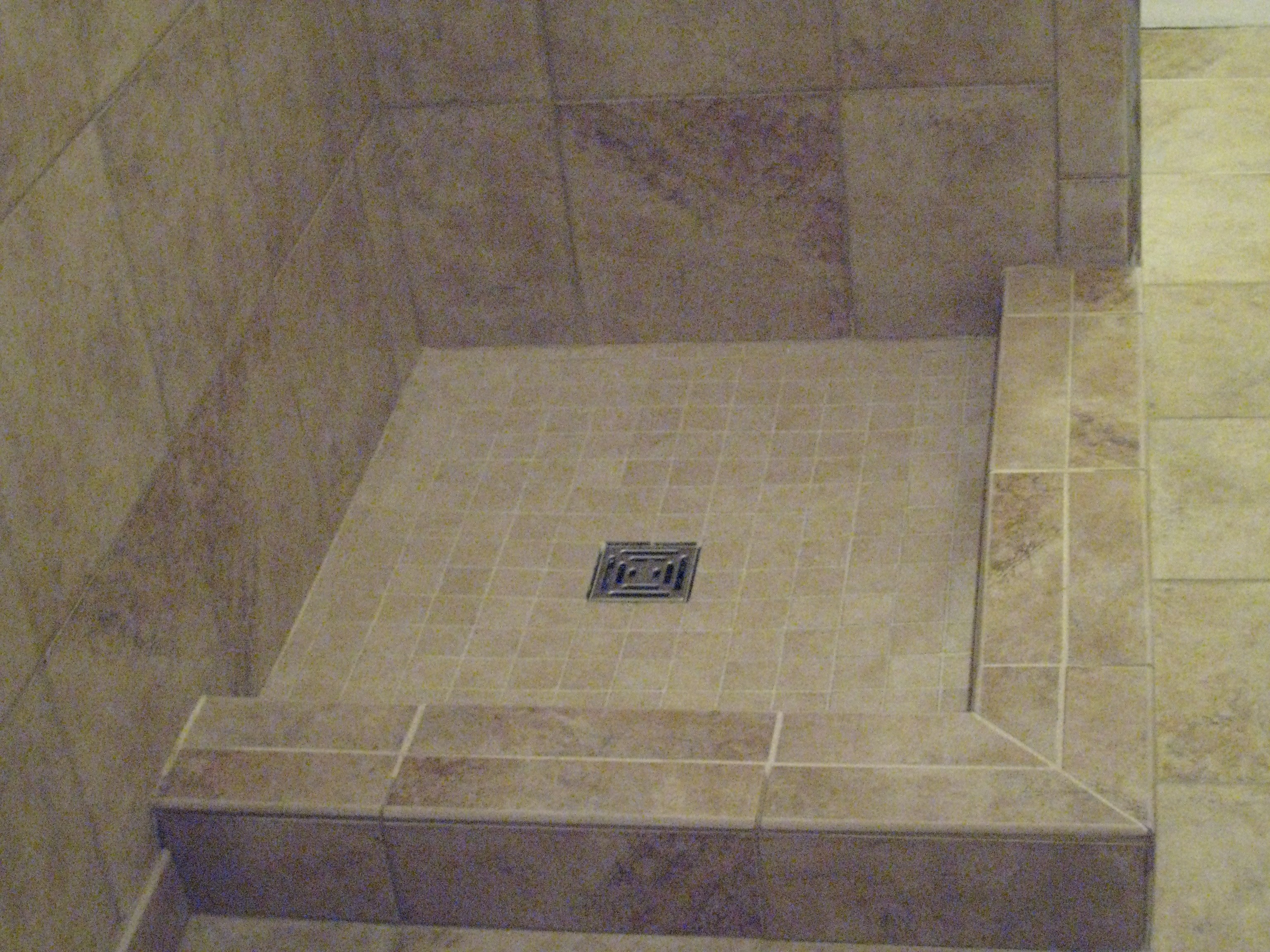 Dmj tile services renton wa 98057 angie 39 s list for Bathroom design 3x3