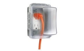 $155 for Outdoor Electrical Box Installed
