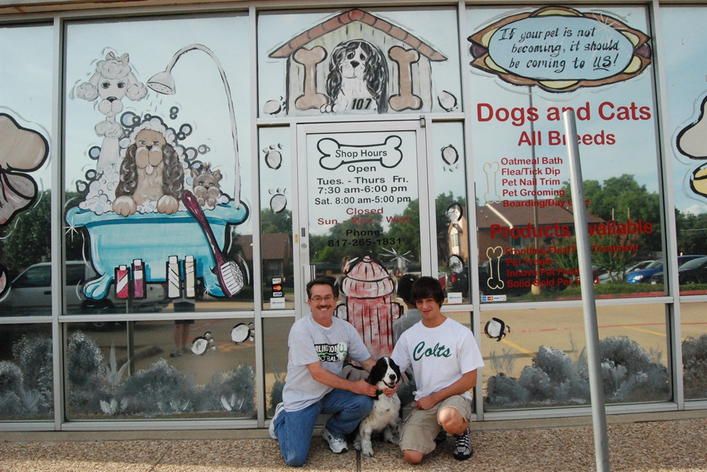 Dog Grooming Mission Tx