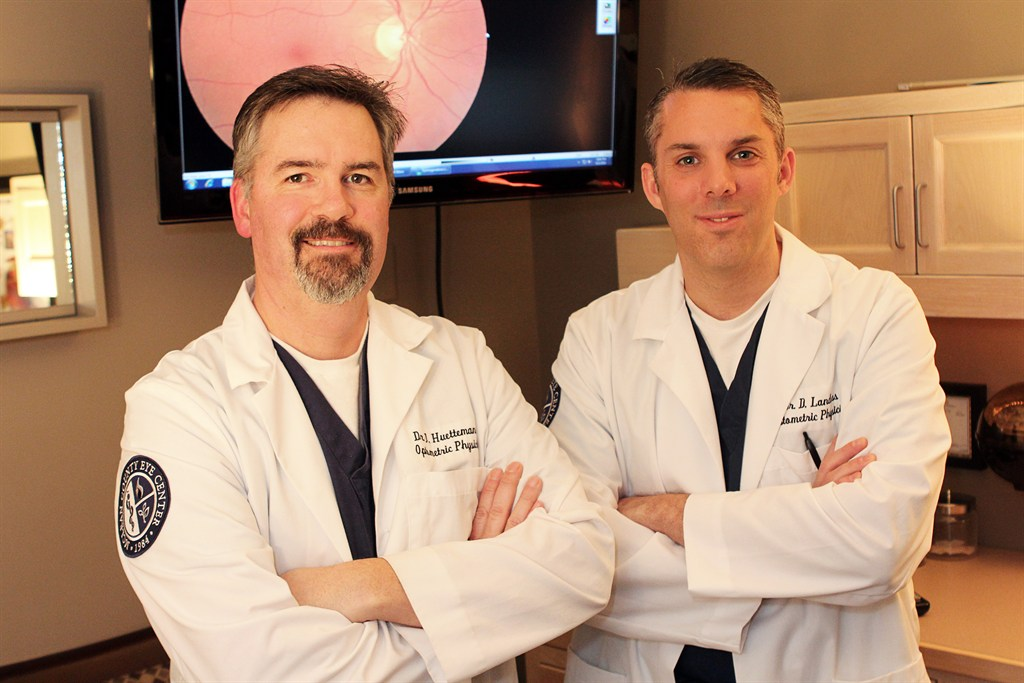 Dr. Huettemann, OD & Dr. Landess, OD