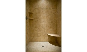 $2,127 for Ceramic Tile Shower Replacement...