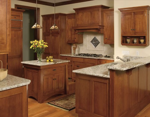 Schrocks of walnut creek walnut creek oh 44687 angies for Birch kitchen cabinets pros and cons