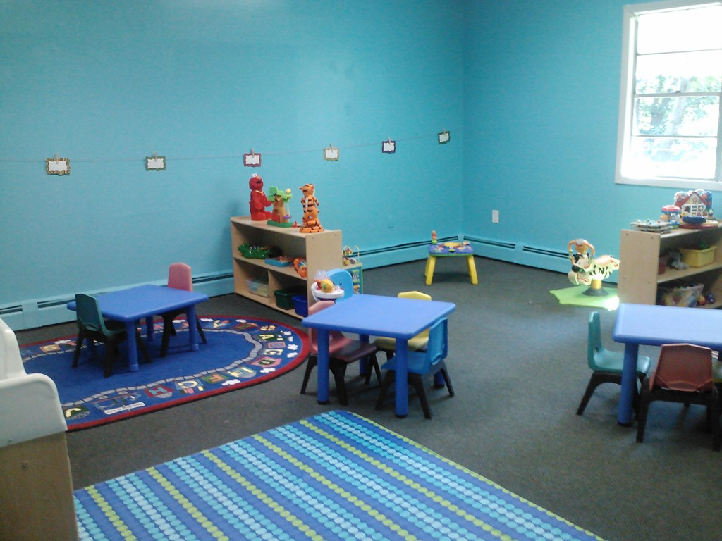 One Year Old Room