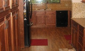 $199 for $500 of Hardwood or Laminate Flooring...
