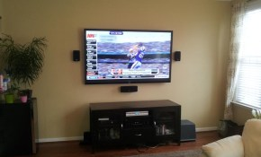 $300 TV Mounting, In Wall Cables, TV Bracket,...