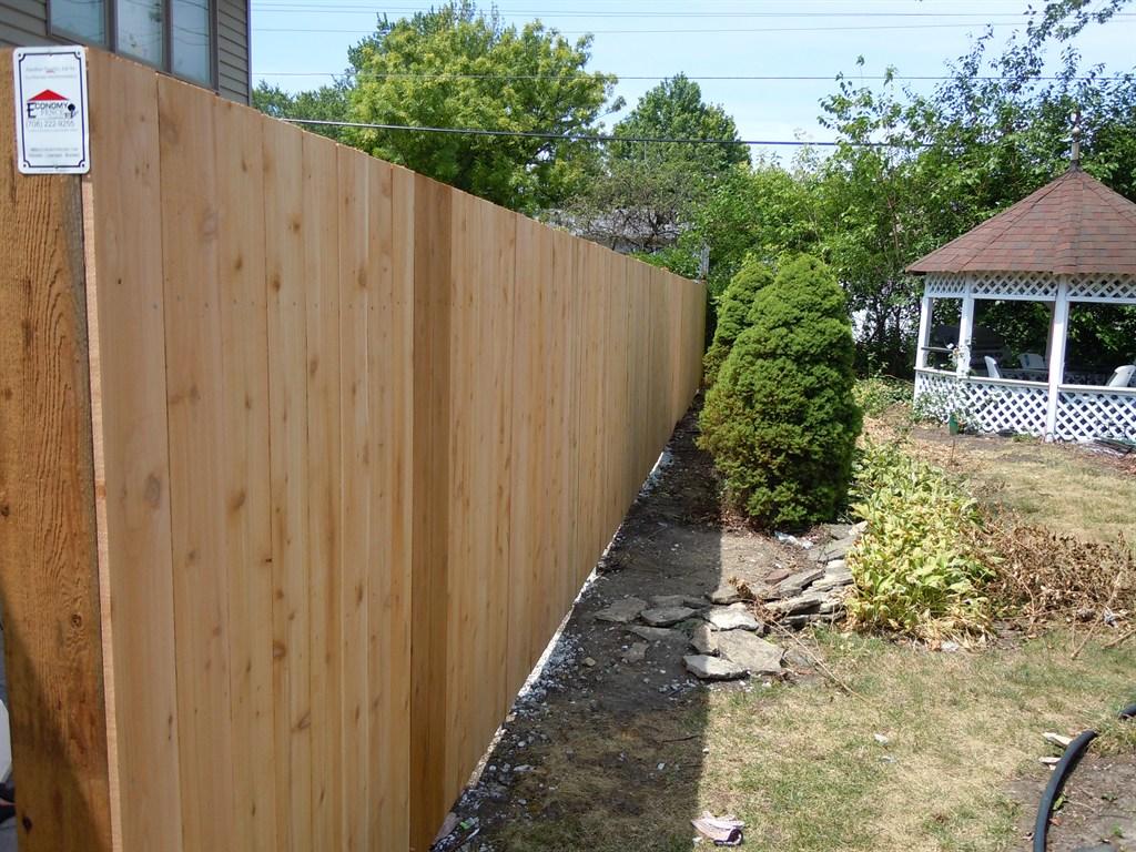 Economy Fence Inc Cicero Il 60804 Angies List