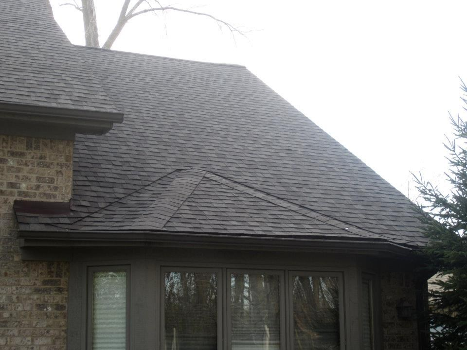 J a c exteriors saint clair shores mi 48081 angies list for Does new roof affect appraisal
