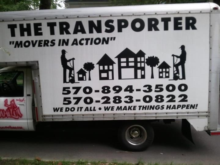 MOVING & TRANSPORTING & JUNK REMOVAL