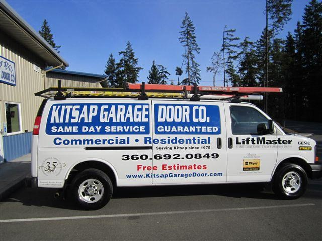 Kitsap Garage Door Co Bremerton Wa 98312 Angies List