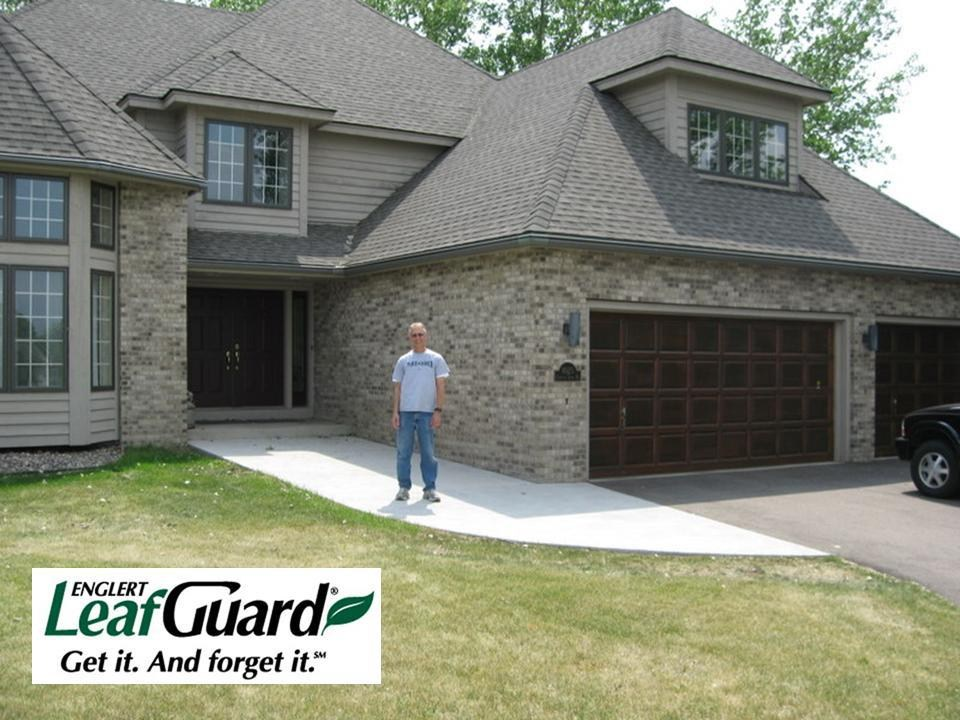 Midwest LeafGuard Install